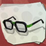 Headgear Retro Specs