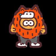 S2 Splatfest Icon Werewolf