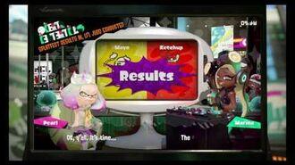 Splatoon 2 - Splatfest 2 Mayonnaise vs. Ketchup - Final Results (North America)