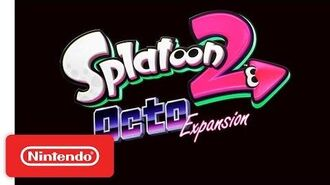 Splatoon 2- Octo Expansion Trailer - Nintendo Switch