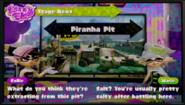 Piranha Pit joke