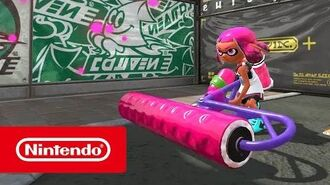 Splatoon 2 – Klecksroller (Nintendo Switch)
