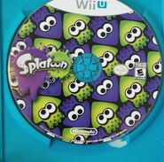 Splatoon Disk