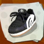 Shoes Black Seahorses