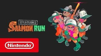 Splatoon 2 - Salmon Run (Nintendo Switch)