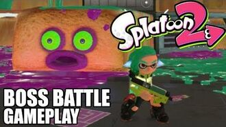 "The EPIC ""Octo Oven"" First Boss Battle!!!"
