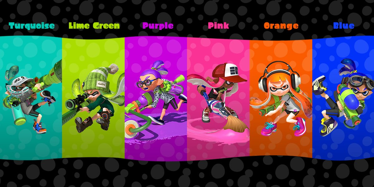 Inklings In Smash Lets Have A Focused Discussion Figuring Out How