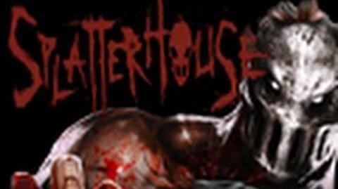 Splatterhouse Wipe Clean Trailer HD