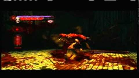 Splatterhouse Playthrough Part 10 The Meat Factory 3 3