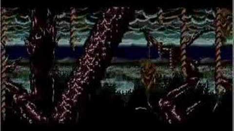 Splatterhouse 2 Intro