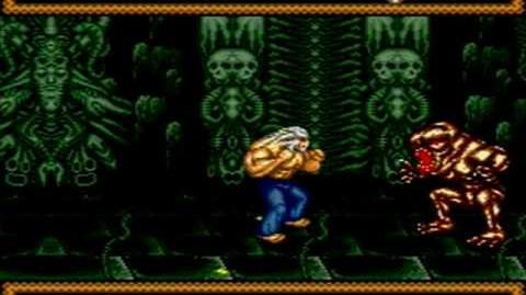 Splatterhouse 3 - Stage 5