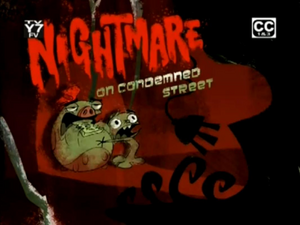 Nightmare on Condemned Street-episode