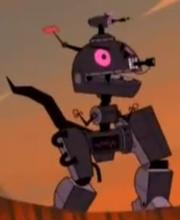 Robo-Zilla Helen