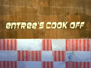 Entrees Cook Off-episode