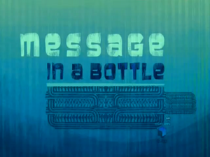 Message in a bottle-episode