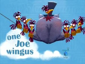 One Joe Wingus-episode