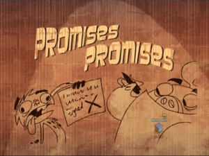 Promises Promises-episode