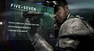 Equipo Blacklist - Five-Seven