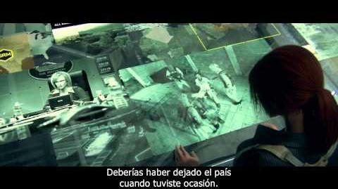 SC Blacklist - Primer trailer anuncio mundial