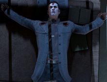 Reed corpse