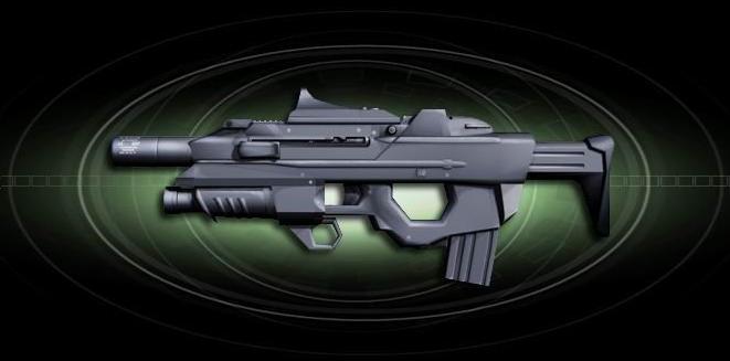 Category Assault Rifles Splinter Cell Wiki Fandom