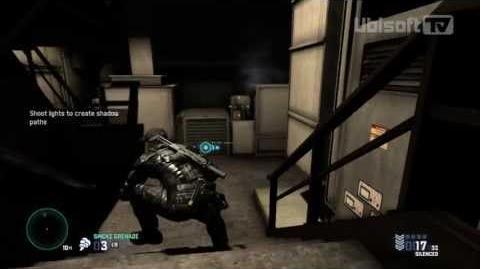 Ubisoft-TV präsentiert Splinter Cell Blacklist - Mission Walkthrough Chicago