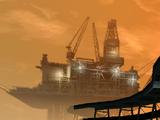 GFO Oil Rig