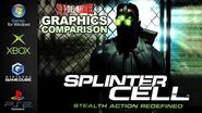 Splinter Cell Graphics Comparison ( PC , Xbox , Gamecube , PS2 )