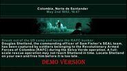 Splinter Cell Essentials Избранное PSP PPSSPP HD Прохождение – Миссия 2 Норте-де-Сантандер (Демо)