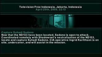 Splinter Cell Essentials Избранное PSP PPSSPP HD Прохождение – Миссия 12 Джакарта (3 5)