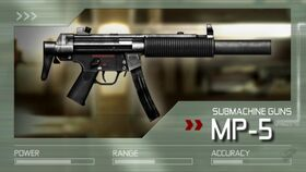 MP5 Collector