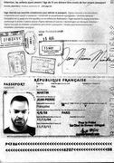 Sam fisher passport