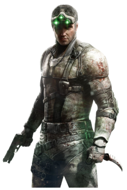 Splinter cell blacklist sam fisher render by kingacid-d52mx1g
