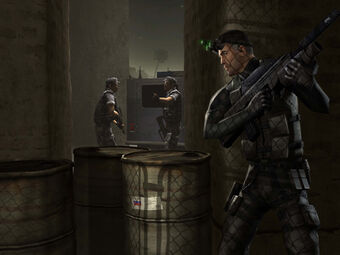 Stealth Splinter Cell Wiki Fandom
