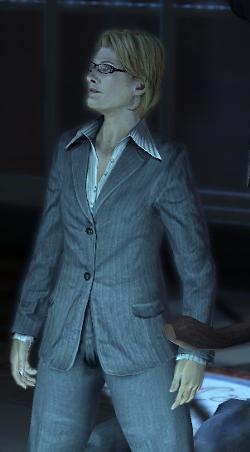 President Patricia Caldwell