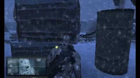 Double Agent V1 - Mar de Okhotsk - Parte 2