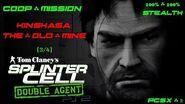 Splinter Cell Double Agent Coop PS2 PCSX2 HD Прохождение – Миссия 3 Киншаса – Старая шахта (3 4)