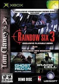 Rainbow Six 3 Companion Disc