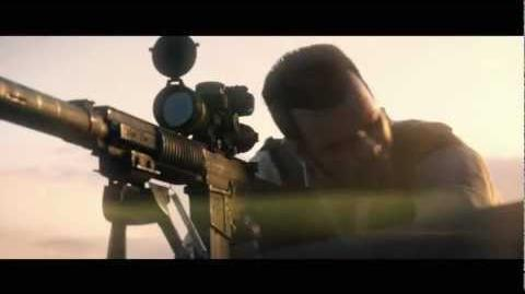 E3 2012 Splinter Cell Blacklist Trailer