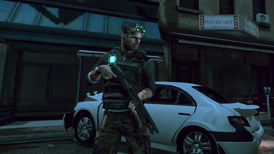 Assault Vest Splinter Cell Wiki Fandom Powered By Wikia