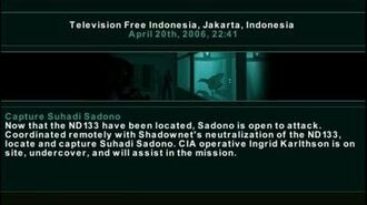 Splinter Cell Essentials Избранное PSP PPSSPP HD Прохождение – Миссия 12 Джакарта (4 5)