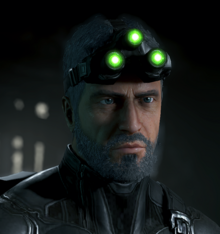 Sam Fisher 2019