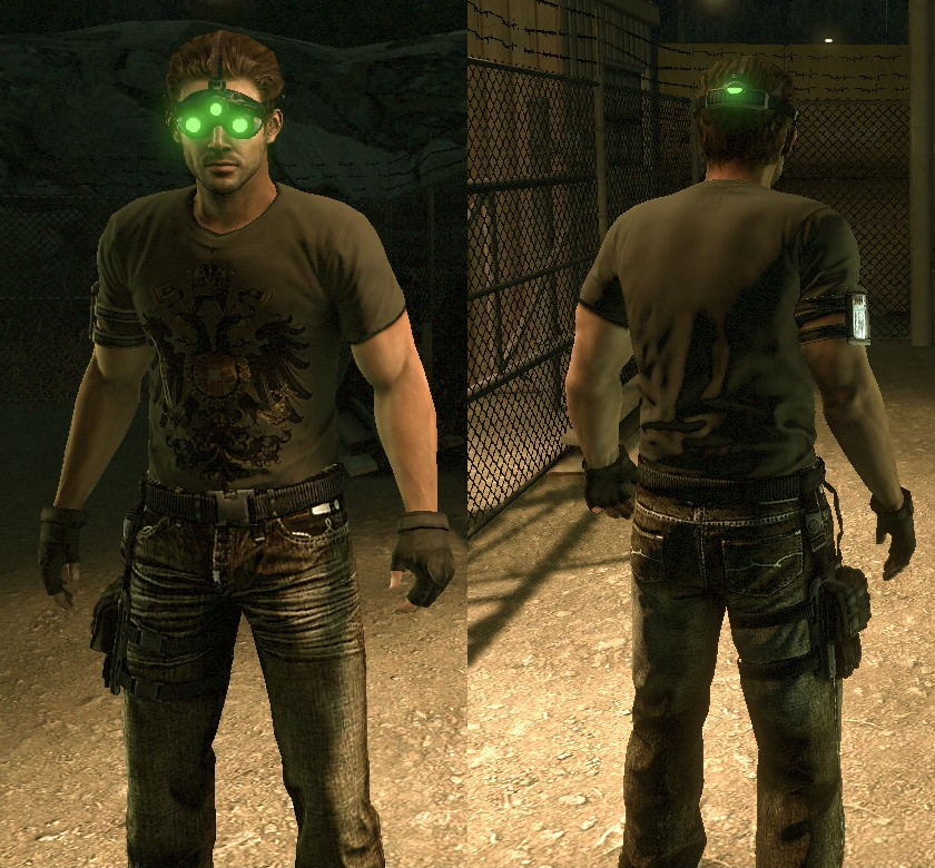 3e Urban Tracker Splinter Cell Wiki Fandom Powered By