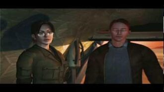 Splinter Cell 1 PS2 PCSX2 HD Walkthrough Перепрохождение – Миссия 2 Полицейский участок