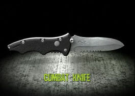 SC 'Protector' Combat Knife