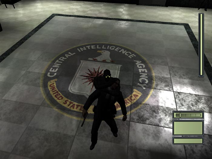 Central Intelligence Agency Splinter Cell Wiki Fandom