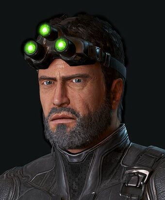 Sam Fisher Splinter Cell Wiki Fandom