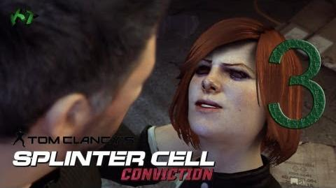 Splinter Cell Conviction Parte 3 Español Guía