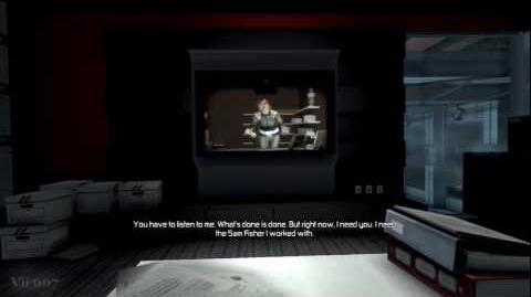 Conviction - Base de Third Echelon - Parte 4