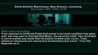 Splinter Cell Essentials Избранное PSP PPSSPP HD Прохождение – Миссия 8 Дельта Атлантик Склад